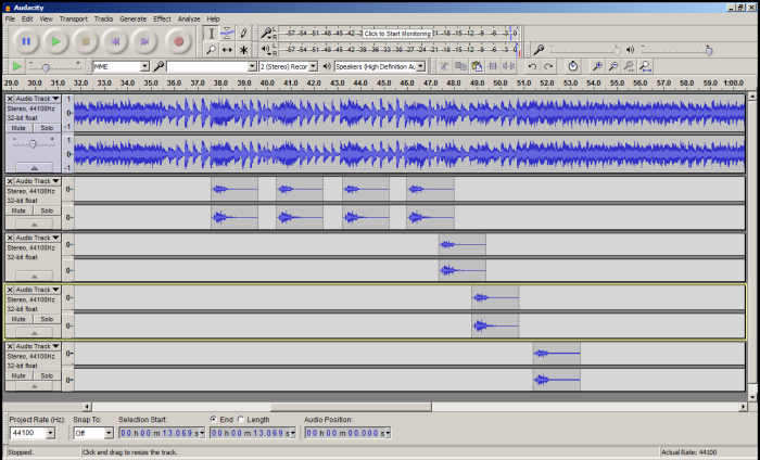 Ca-Ching boogie in Audacity.png