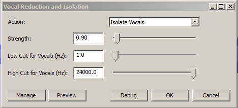 Vocal isolation, settings used.png